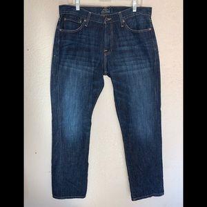 Lucky Brand 34x32 221 Jeans Original Straight E1x
